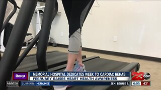 Cardiac Rehab Week at Memorial Hospital