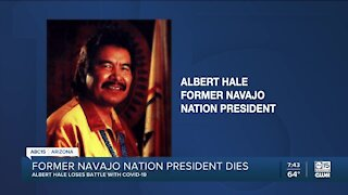 Former Navajo Nation President passes away due to COVID-19
