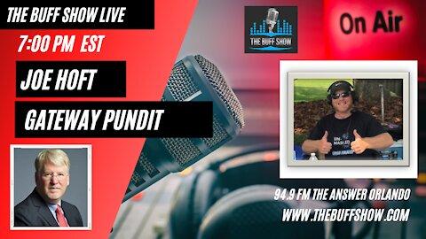 The Buff Show - Luna Lopez and Joe Hoft from Gateway Pundit