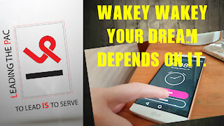 Awakening Your Dream And Why