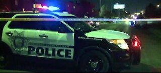 Las Vegas Police seek woman on run after shooting