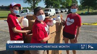 Tulsa professor sharing Hispanic culture with students, community