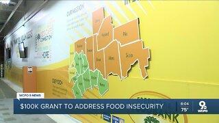 New grant aimed at fighting, solving food insecurity in Cincinnati