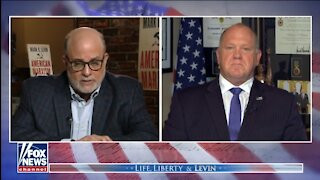Former ICE Acting Director: Trump Gave America The Most Secure Border He's Ever Seen