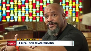 Local man gives back for Thanksgiving