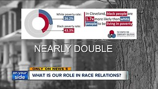 Report on racial disparity sparks discussion about media and race
