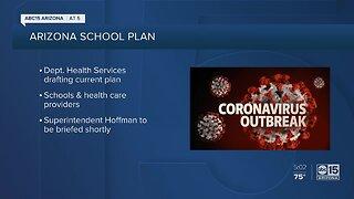 Arizona schools preparing for coronavirus
