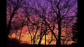 Winter Solstice Sunset Slideshow