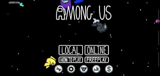 Among Us gameplay