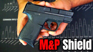 Why the M&P Shield is Great!