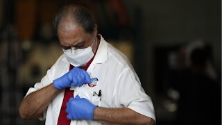 COVID-19 Hospitalizations Surge As Pandemic Shadows Election