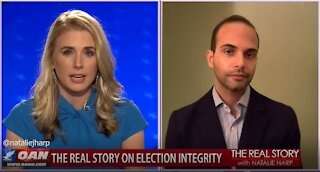 The Real Story - OAN Election Integrity with George Papadopoulos