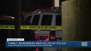 Family remembers man killed by police