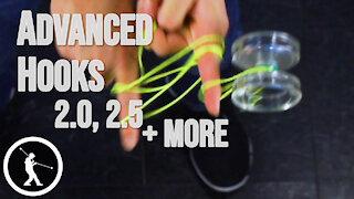 Crazy Hooks Yoyo Trick - Learn How