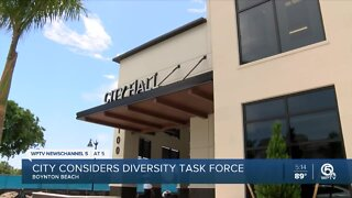 Boynton Beach considers creating diversity task force
