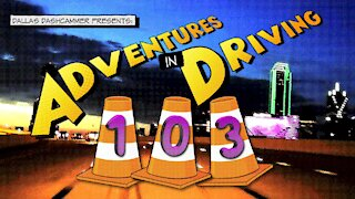 Adventures in Driving - Episode 103