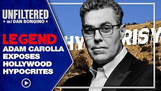 Adam Corolla Exposes Hollywood Hypocrites
