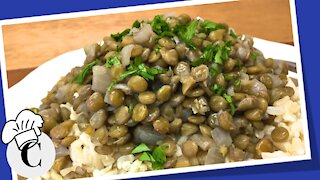 How to Cook Lentils! An Easy, Healthy Recipe!