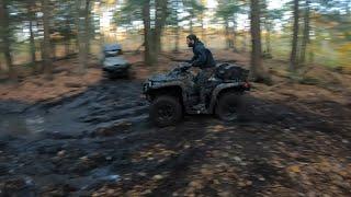 Larold Almost had this huge mud pit!!!! Shenanigans EP 3