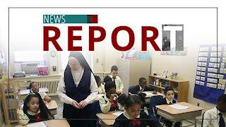 Catholic — News Report — Catholic Schools Fading