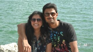Olathe woman from India starts new charity after husband's hate-crime murder