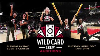 Las Vegas Aces holding dance crew auditions