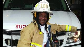 Female deputy fire chief honored in Boynton Beach