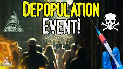 DEPOPULATION EVENT! - From Hollywood To The WORLD ORDER with Chuck Huber