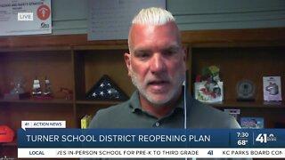 Turner School District reopening plan
