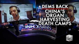 Dems Back China's AI Organ Harvesting Death Camps