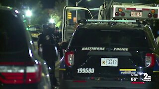 Baltimore Police identify DPW employee who was shot and killed Friday