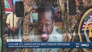 Collier County announces mentorship program
