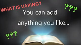 What is Vaping Here's what beginners need to know Vape Review Elegant Aware