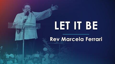 Let It Be - Marcela Ferrari