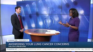 Dr. Kevin Chen answers questions about lung cancer