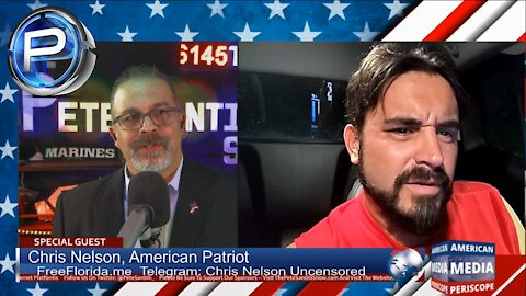Chris Nelson Interview July 29th, 2021