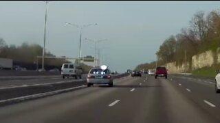 Cop exploits power to bypass traffic
