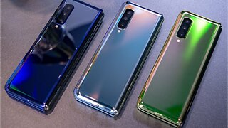 Samsung Galaxy fold still holds no official launch date