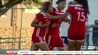 Arvin girl's soccer earn fourth straight trip to the valley championship