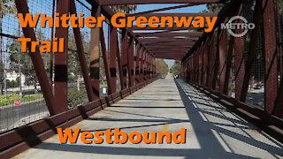 TMN   eBike - Whittier Greenway Trail