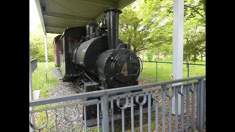 Narrow Gauge Number 4 Steam Locomotive