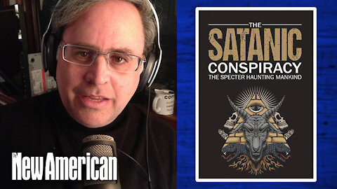 """""""Satanic Conspiracy""""? Yes, Says Author Charles Moscowitz"""