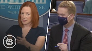 Reporters HAMMER Psaki Over MLB Moving All-Star Game and Costing Georgia MILLIONS