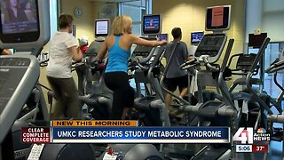 UMKC researchers study metabolic syndrome