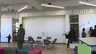 Green Street Academy opens Elijah Cummings Innovation Center