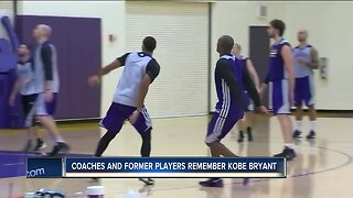 'The ultimate competitor:' Coach Wojo, former NBA players remember Kobe Bryant