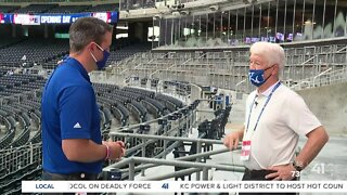 Interview with Royals owner John Sherman