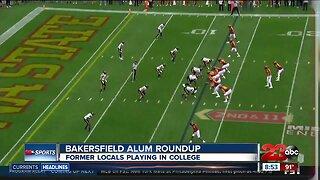 College Football: Bakersfield Alum Roundup