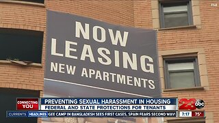 Preventing sexual harassment in housing