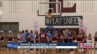 Papillion Schools host unified basketball game